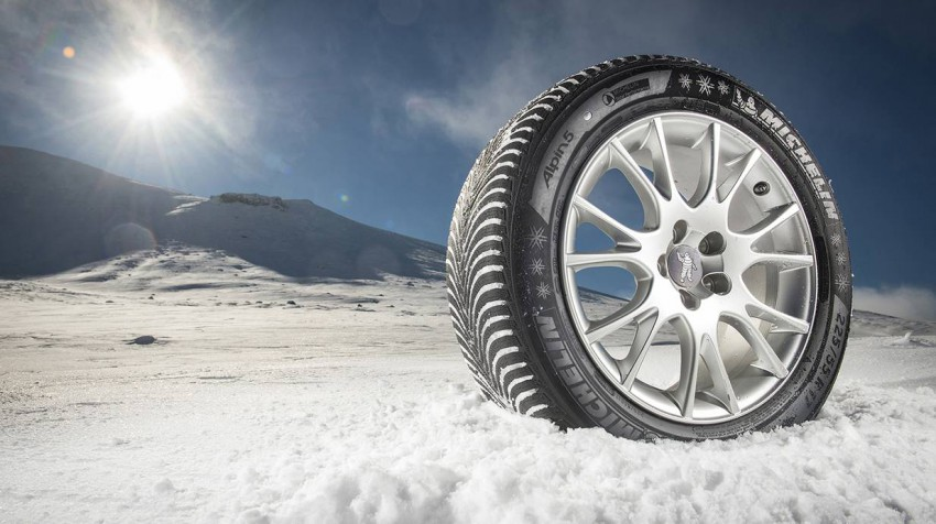 Winterreifen michelin